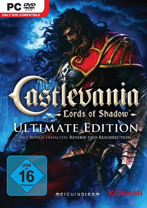 Castlevania - Lords of Shadow Ultimate Edition Key kaufen für Steam Download