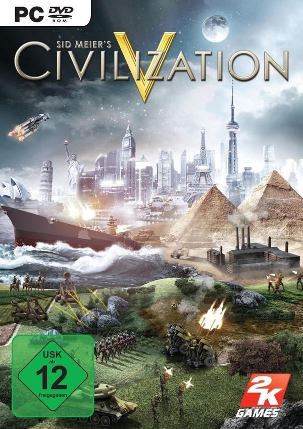 Civilization 5 - Cradle of Civilization DLC Bundle Key kaufen für Steam Download