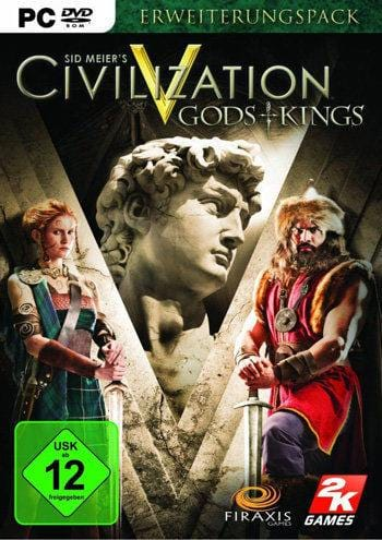 Civilization 5 : Gods & Kings Add-On Key kaufen und Download