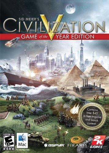 Civilization 5 GOTY Edition Key kaufen für Steam Download