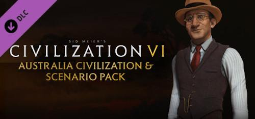 Civilization 6 - Australia Civilization & Scenario Pack DLC Key kaufen für Steam Download