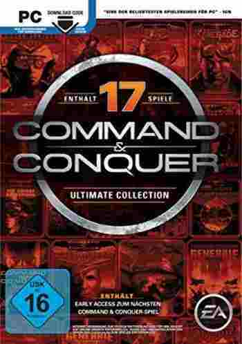 Command and Conquer - The Ultimate Collection Key kaufen für EA Origin Download