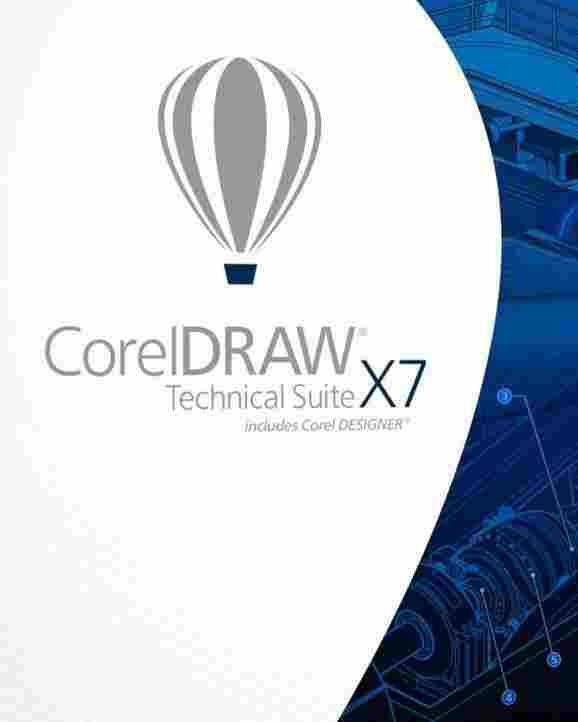 CorelDRAW Technical Suite X7 Download Code kaufen