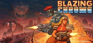 Blazing Chrome Key kaufen