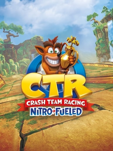Crash Team Racing Nitro Fueled Key kaufen