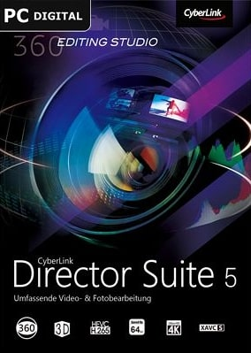 Cyberlink Director Suite 5 Code kaufen