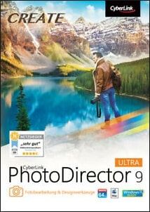 Cyberlink PhotoDirector 9 Ultra Key kaufen