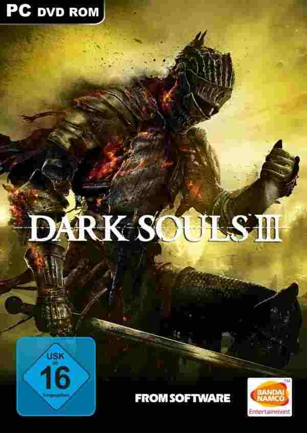Dark Souls 3 GOTY Edition Key kaufen für Steam Download