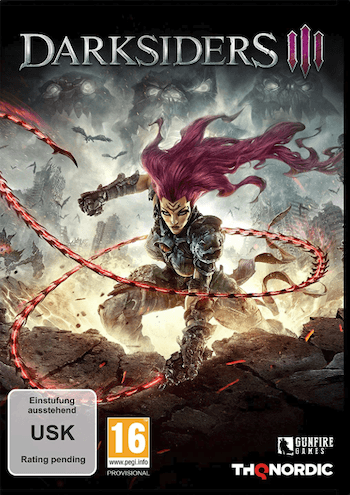 Darksiders 3 Key kaufen