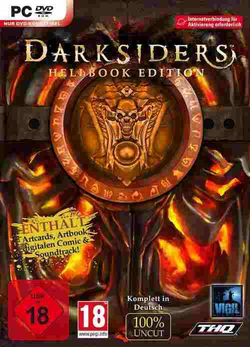 Darksiders Franchise Pack Key kaufen für Steam Download