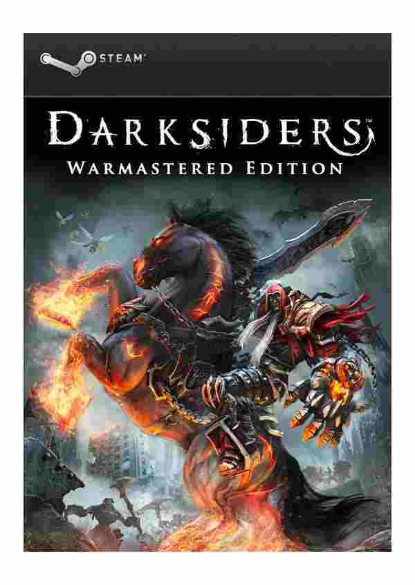 Darksiders Warmastered Edition Key kaufen für Steam Download