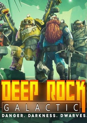 Deep Rock Galactic Key kaufen