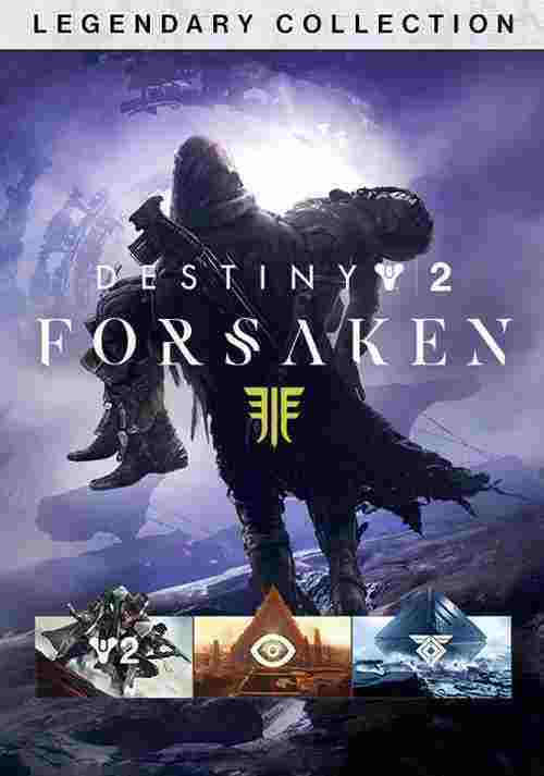 Destiny 2 Forsaken Legendary Collection Key kaufen