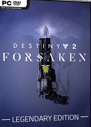 Destiny 2 - Forsaken Legendary Edition Key kaufen
