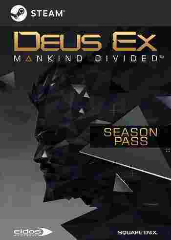 Deus Ex Mankind Divided Season Pass Key kaufen