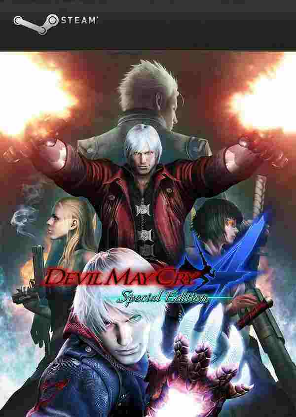 Devil May Cry 4 Special Edition Key kaufen für Steam Download