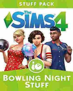 Die Sims 4 Bowling Night Stuff Key kaufen