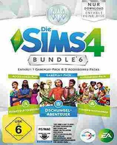Die Sims 4 Bundle 6 Key kaufen für EA Origin Download