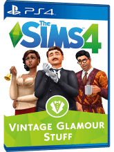 Die Sims 4 Vintage Glamour Accessoires PS4 Download Code kaufen