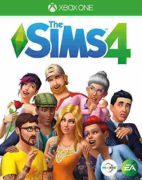 Die Sims 4 Xbox One Download Code kaufen