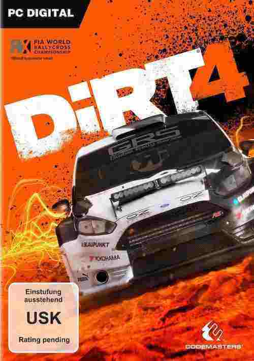 DiRT 4 Key kaufen für Steam Download