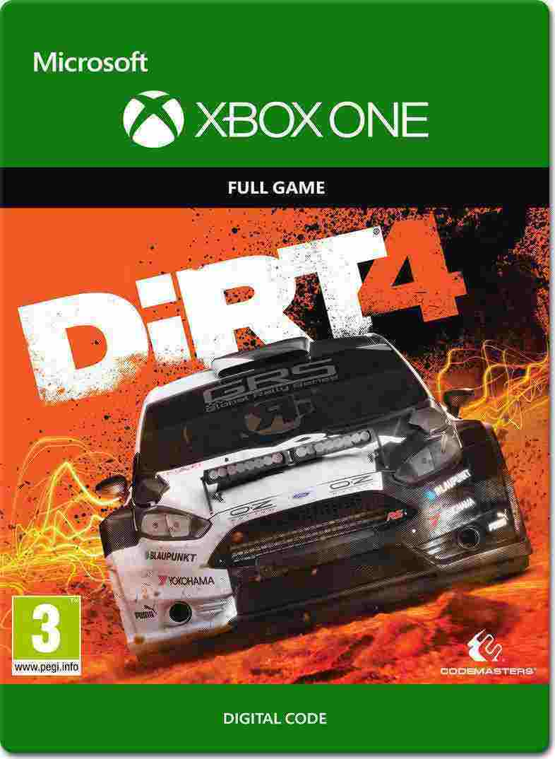 dirt 4 xbox one download code kaufen preisvergleich. Black Bedroom Furniture Sets. Home Design Ideas
