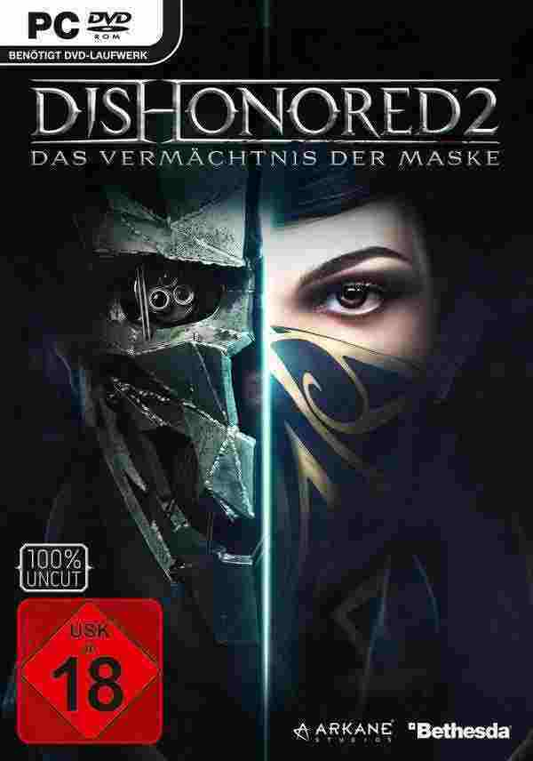 Dishonored 2 - Imperial Assassin's Pack DLC Key kaufen für Steam Download