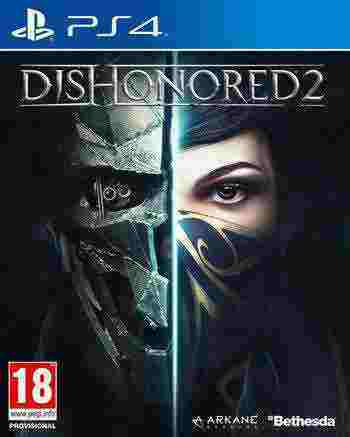 Dishonored 2 PS4 Download Code kaufen