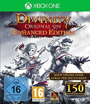Divinity Original Sin Enhanced Edition Xbox One Code kaufen