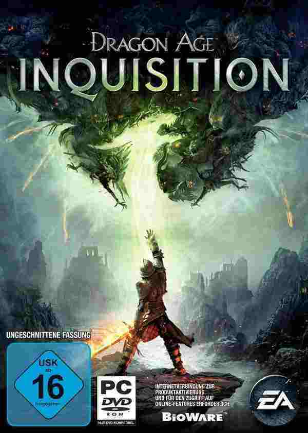 Dragon Age Inquisition - Trespasser DLC Key kaufen für EA Origin Download