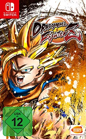 Dragonball FighterZ Nintendo Switch Download Code kaufen