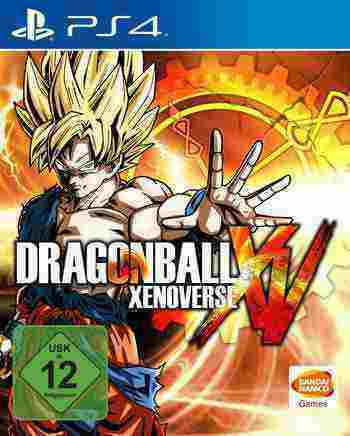 Dragonball Xenoverse PS4 Download Code kaufen