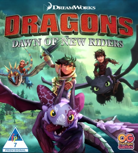 Dreamworks Dragons Dawn of New Riders Key kaufen