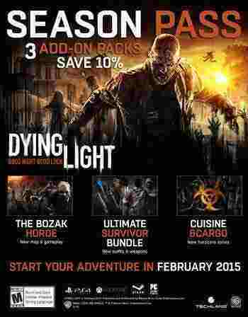Dying Light Season Pass Key kaufen für Steam Download