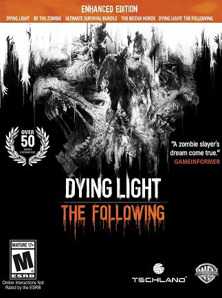 Dying Light The Following Enhanced Edition Key kaufen