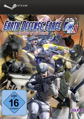 Earth Defense Force 4.1 - The Shadow of New Despair Key kaufen