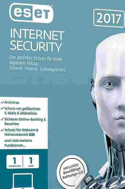 ESET Internet Security 2017 Produkt Download Code kaufen