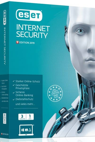 ESET Internet Security 2019 Download Code kaufen