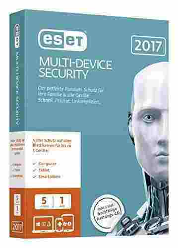 ESET Multi-Device Security 2017 Download Code kaufen
