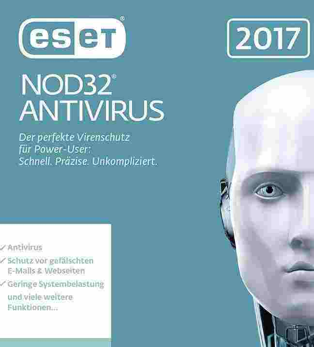ESET NOD32 Antivirus 2017 Edition Download Code kaufen