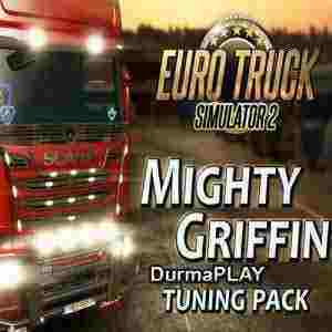Euro Truck Simulator 2 - Mighty Griffin Tuning Pack DLC Key kaufen für Steam Download