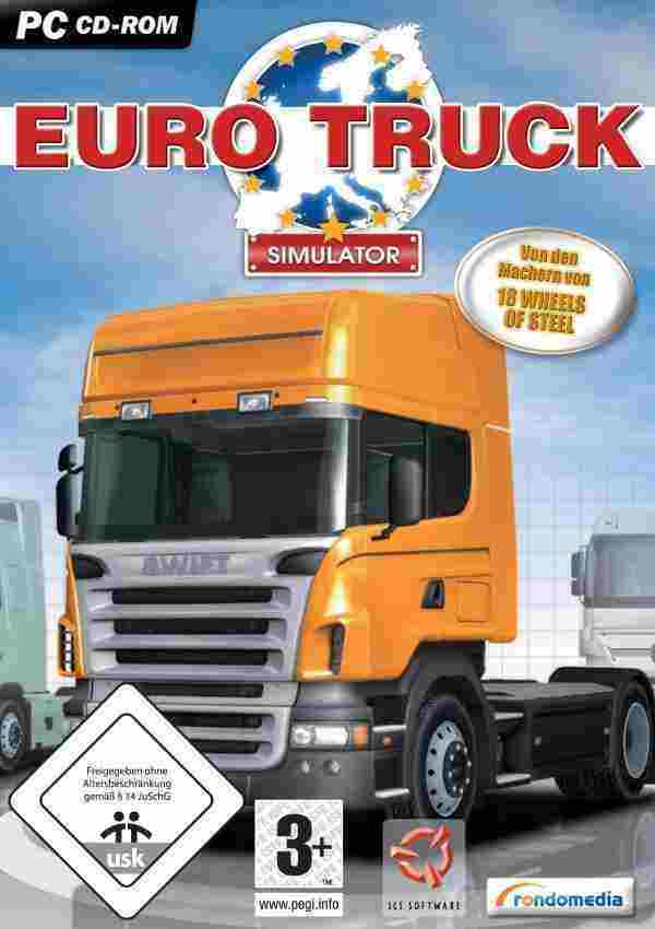 Euro Truck Simulator Mega Collection Key kaufen für Steam Download