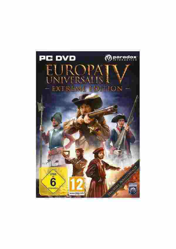 Europa Universalis IV - Common Sense DLC Key kaufen für Steam Download