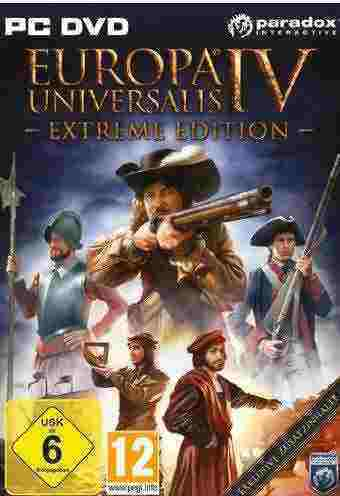 Europa Universalis IV DLC Collection Key kaufen für Steam Download