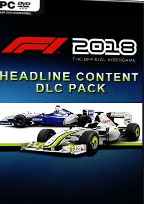F1 2018 - Headline Content Pack Key kaufen