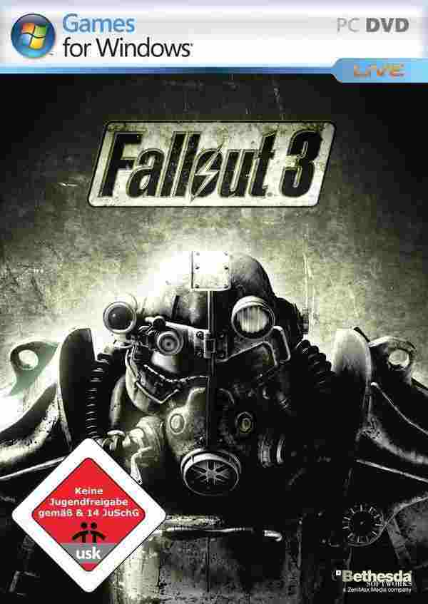 Fallout 3 Key kaufen für Steam Download