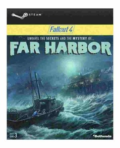 Fallout 4 - Far Harbor DLC Key kaufen für Steam Download