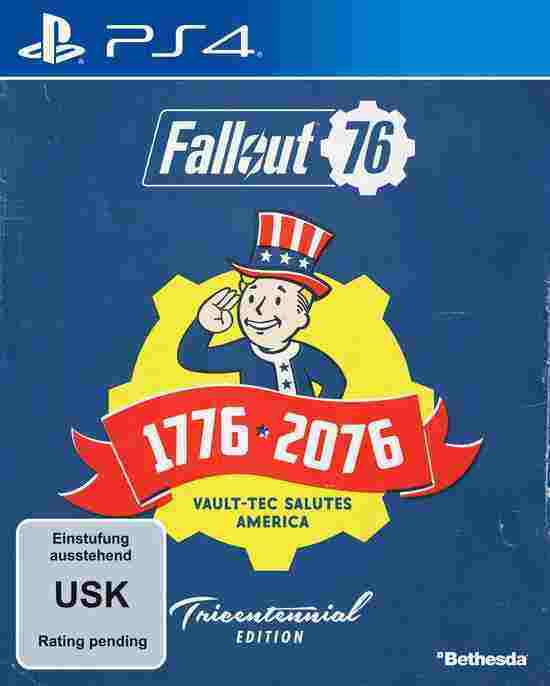 Fallout 76 Tricentennial Edition PS4 Download Code kaufen