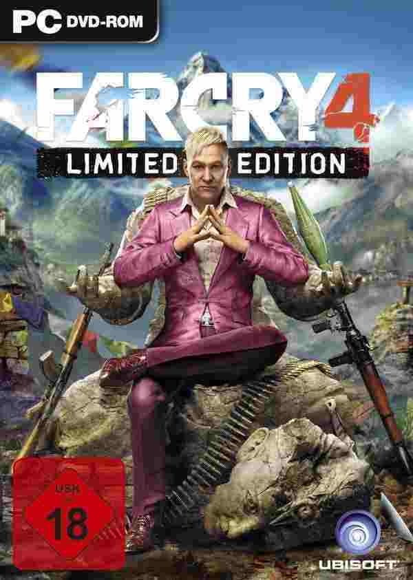 Far Cry 4 Key kaufen für Steam Download