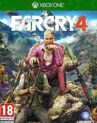 Far Cry 4 Xbox One Download Code kaufen